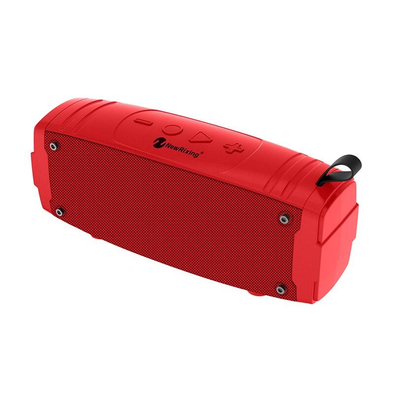 Smart phone red speaker